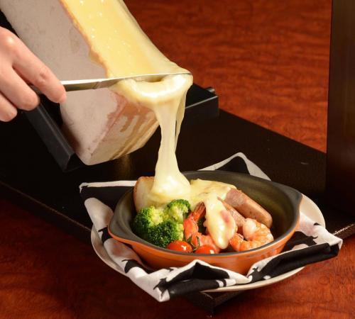 とろりととろけるチーズの魅力