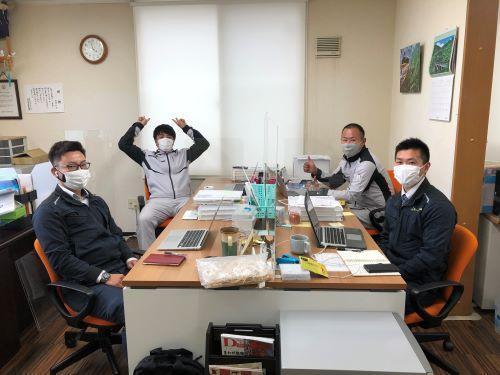 釧路営業所メンバー 20~30代が活躍中!